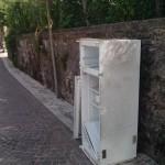 Cervinara. Sei soddisfatto di aver messo il frigo vecchio in mezzo alla strada?
