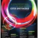 Il Conservatorio a Città Spettacolo