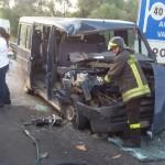 Incidente stradale Conza Della Campania