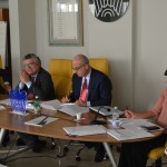 Foto incontro Assessore Lepore - Confindustria