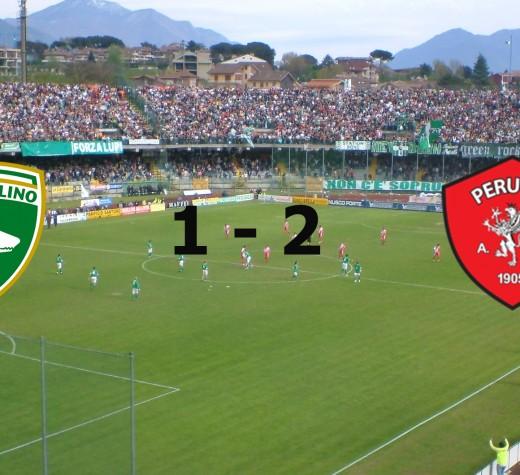 Calcio: Avellino-Perugia 1-2