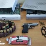 pistola seqeustrata cc