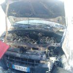 incendio furgone fornaio 3