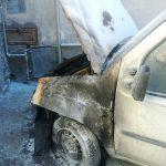 incendio furgone fornaio 2