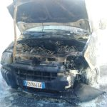 incendio furgone fornaio 4